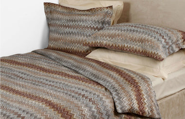 John Flat Sheet by Missoni Home - Urbanspace Interiors