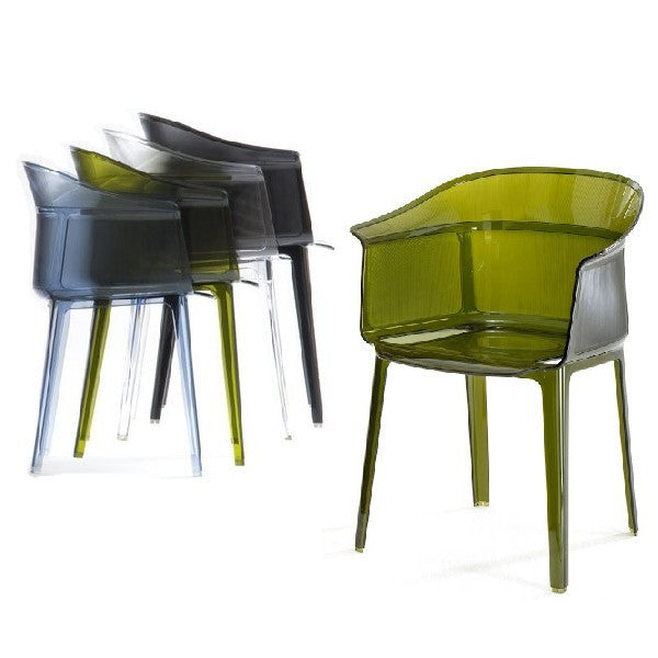 papyrus chair set of 2 kartell urbanspace interiors