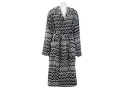 Keith Hooded Bathrobe by Missoni