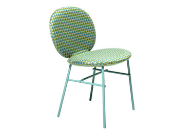 Kelly C Dining Chair by Tacchini - Urbanspace Interiors