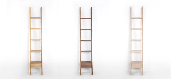 Ladder Bookshelf by Autoban