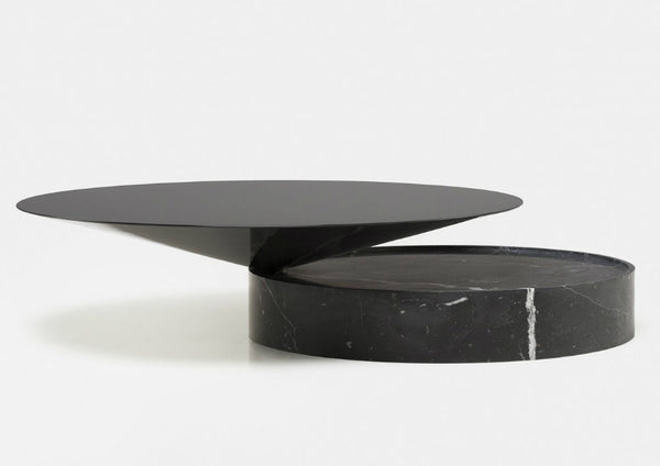 Laurel Marble Coffee Table by Luca Nichetto