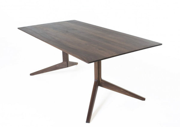 Light Rectangular Dining Table by Matthew Hilton