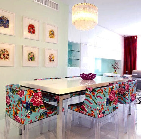 Lovely ... Mademoiselle Chair By Kartell   Urbanspace Interiors ...