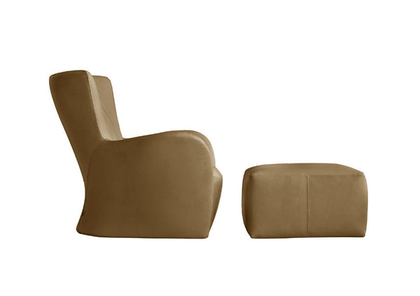Mandrague Lounge Chair by Molteni & C