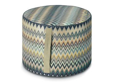 Masuleh Pouf by Missoni Home - Urbanspace Interiors