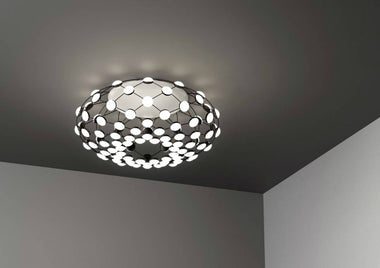 Mesh Ceiling Lamp by Luceplan - Urbanspace Interiors