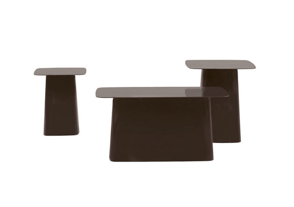 Metal Side Tables by Vitra