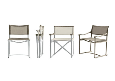 Mirto Outdoor Dining Chair by B&B Italia Outdoor - Urbanspace Interiors