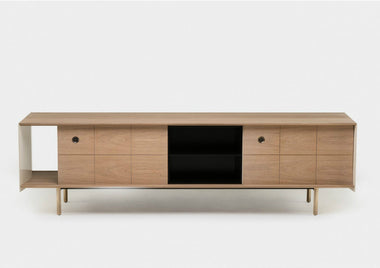 Mitch Low Cabinet by Luca Nichetto for De La Espada - Urbanspace Interiors