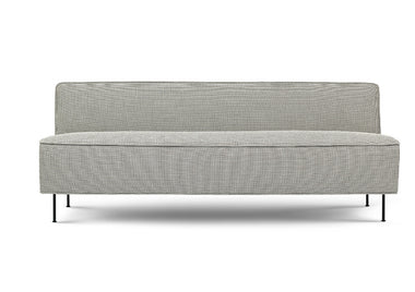 Modern Line Sofa by Gubi - Urbanspace Interiors