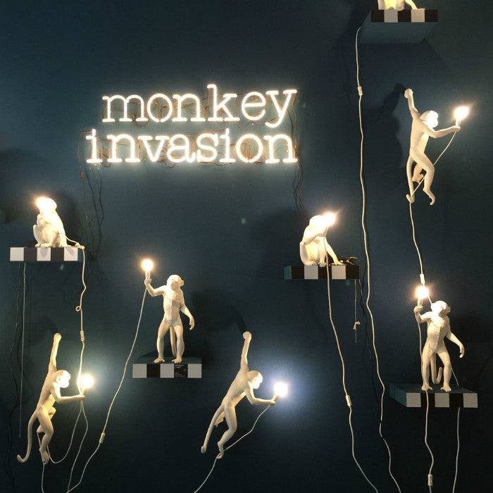 Monkey Lamp | Seletti | Urbanspace Interiors
