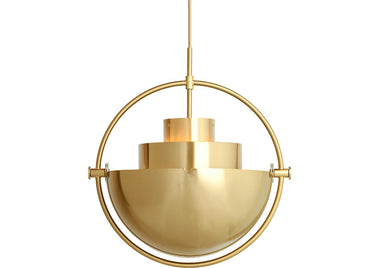Multi-Lite Pendant Lamp by Gubi - Urbanspace Interiors