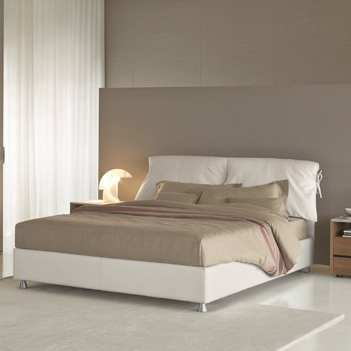 flou furniture. nathalie bed by flou - urbanspace interiors furniture