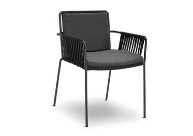 Net Dining Armchair by Kettal - Urbanspace Interiors