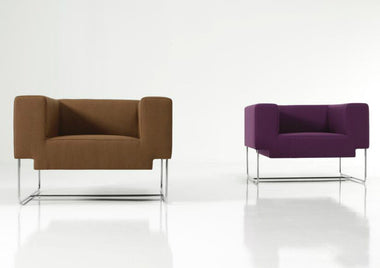 Nosso Lounge Chair by Sancal - Urbanspace Interiors