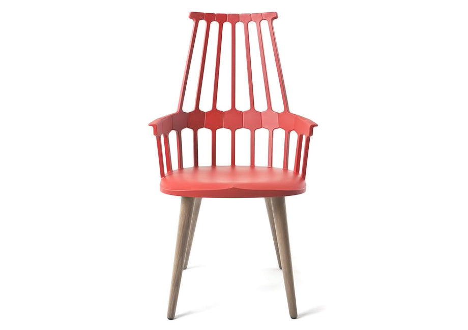 sc 1 st  Urbanspace Interiors & Comback Chair (4 Wooden Legs) by Kartell - Urbanspace Interiors