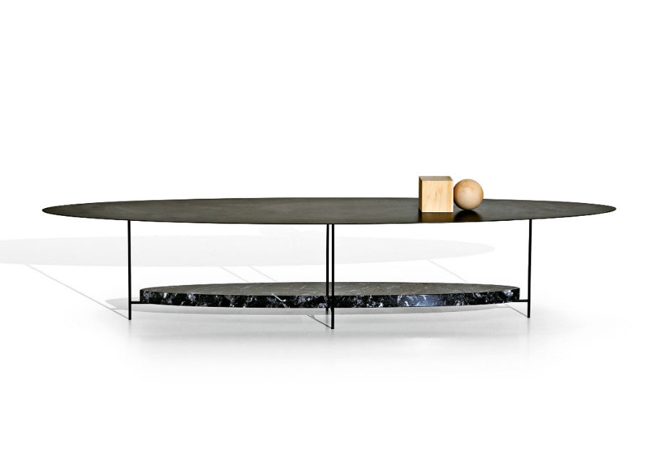 Panna Cotta Coffee Table by Molteni C Urbanspace Interiors