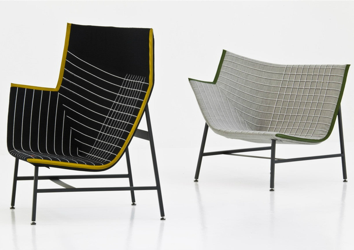 Paper Planes Lounge Chair By Moroso   Urbanspace Interiors ...