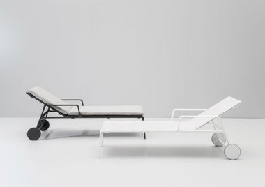 Park Life Chaise Lounge by Kettal - Urbanspace Interiors