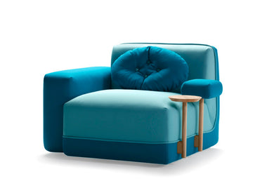 Party Lounge Chair by Sancal - Urbanspace Interiors