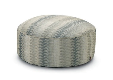 Remich Beanbag Pouf by Missoni Home - Urbanspace Interiors