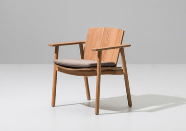 Riva Dining Armchair by Kettal - Urbanspace Interiors
