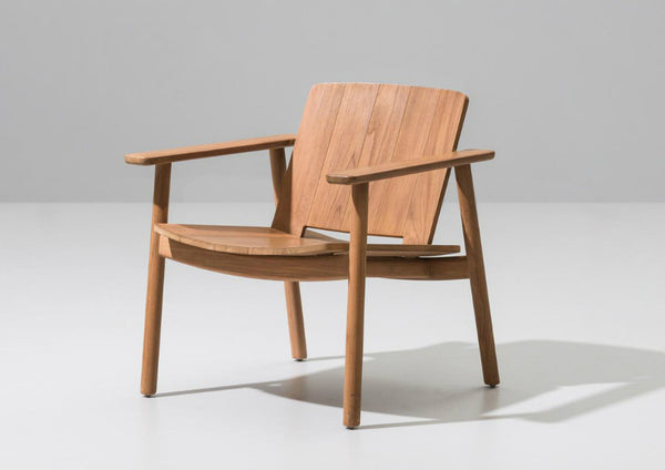 Riva Low Club Armchair by Kettal