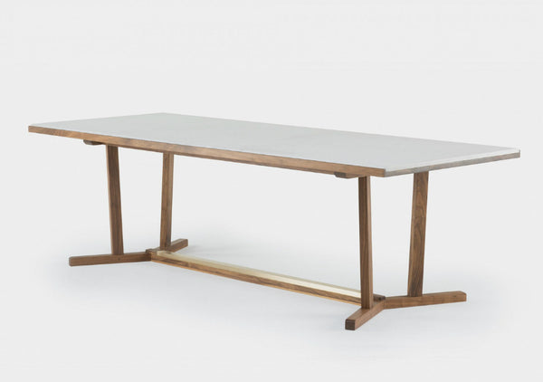 Shaker Dining Table by Neri & Hu