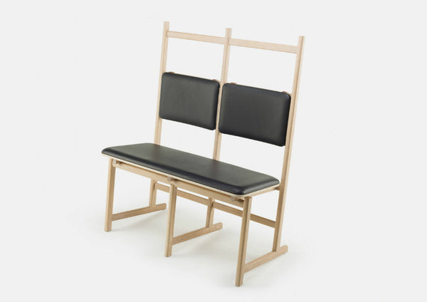 Shaker Upholstered Bench by Neri & Hu