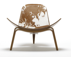 CH07 Quick Ship Shell Chair by Carl Hansen & Son