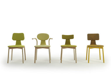 Silla40 Dining Chair by Sancal - Urbanspace Interiors