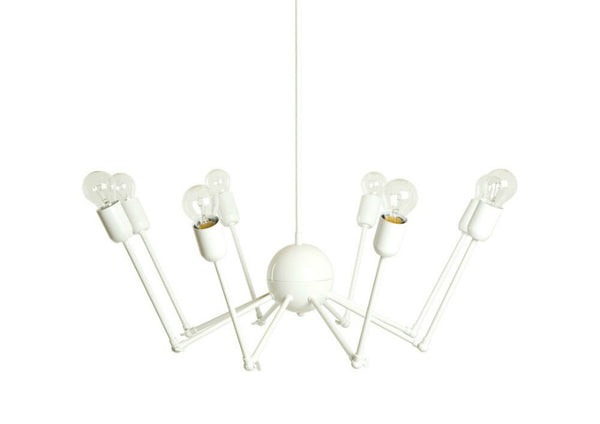 Single Octopus Suspension Lamp by Autoban