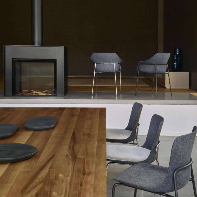 Spirit of the Forest Dining Table by Lignet Roset