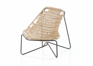 Tina Lounge Chair by Expormim - Urbanspace Interiors