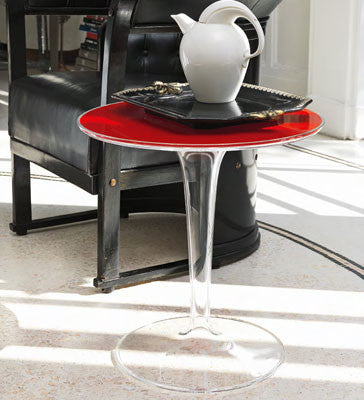 ... Tip Top Side Table By Kartell   Urbanspace Interiors ...