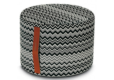 Tobago Pouf by Missoni Home - Urbanspace Interiors