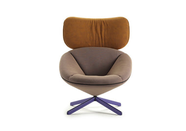 Tortuga Lounge Chair by Sancal - Urbanspace Interiors