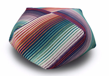 Tunisi Diamond Pouf by Missoni Home - Urbanspace Interiors