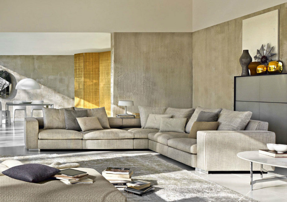 turner sofa collection molteni c urbanspace interiors. Black Bedroom Furniture Sets. Home Design Ideas