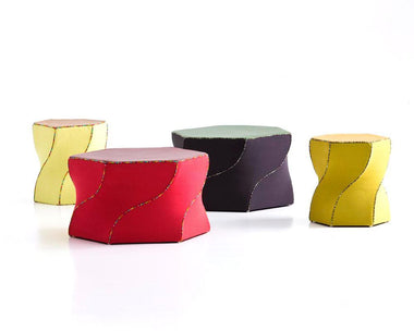 Twist Again Stool by Moroso - Urbanspace Interiors