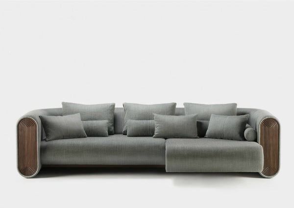 Union Corner Unit Sofa by Autoban