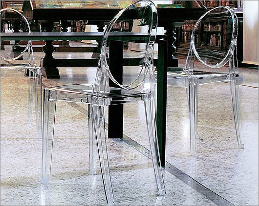 Victoria Ghost Chair (Set of 2) | Kartell | Urbanspace Interiors