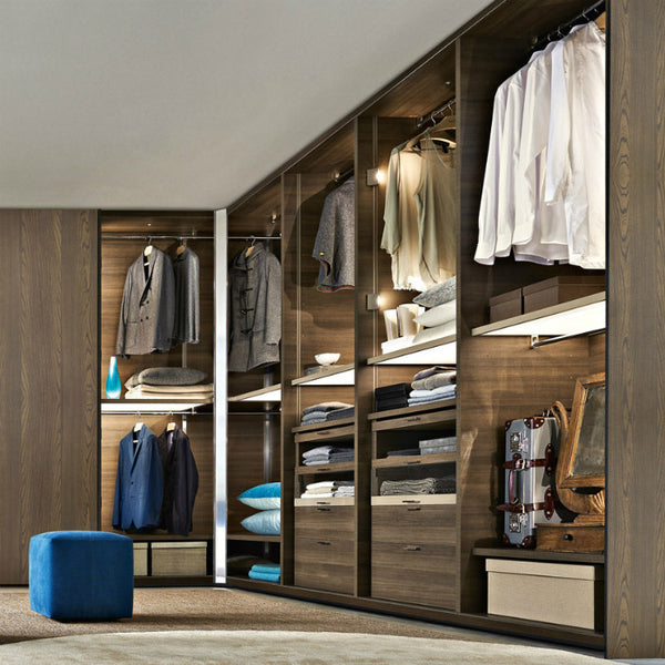 Gliss Walk In Closet System By Molteni Amp C Urbanspace