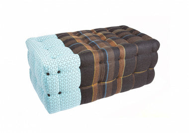 Wooly Woofter's Ottoman by Why Not Bespoke - Urbanspace Interiors