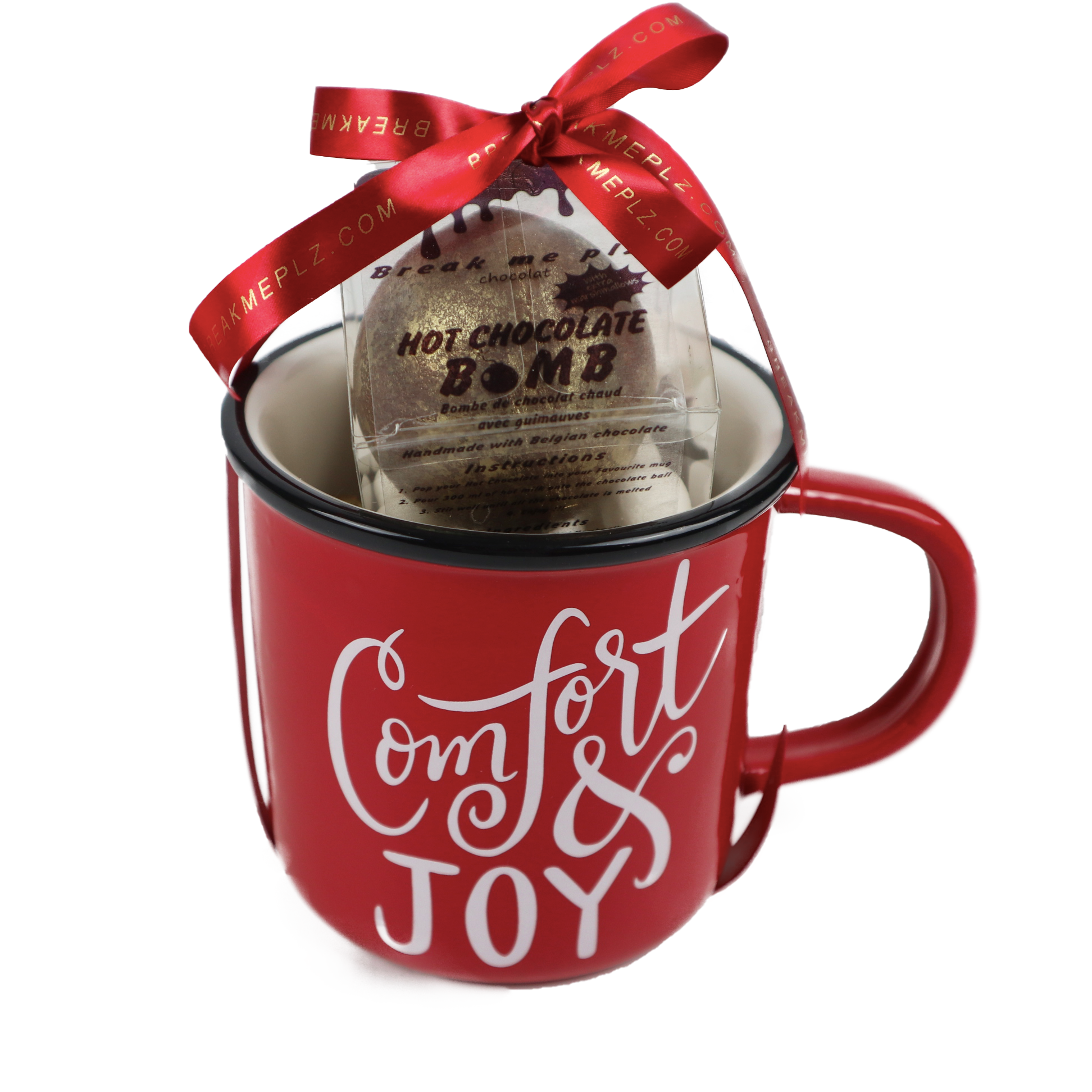 Hot Chocolate Bomb+Mug(Gift set)