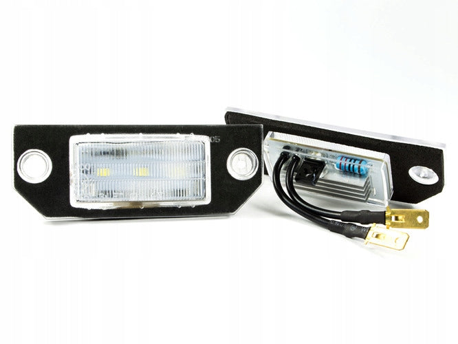 Lampki LED TABLICY Ford Focus Mk2 C-MAX 2003-08 Pń