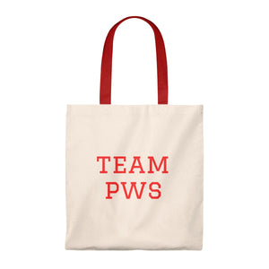 Team PWS Tote