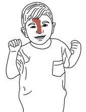 Load image into Gallery viewer, Digital PWS Portrait - Line Drawing