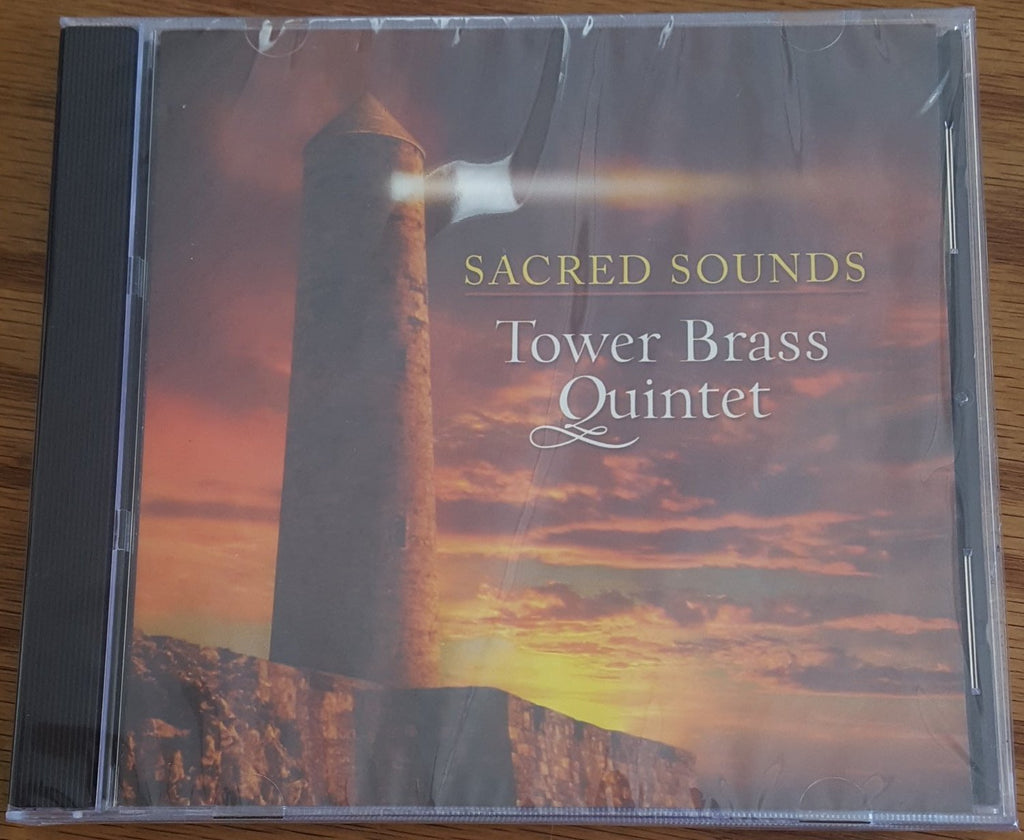 Tower Brass Quintet - Sacred Sounds CD Hymns for Brass Quintet